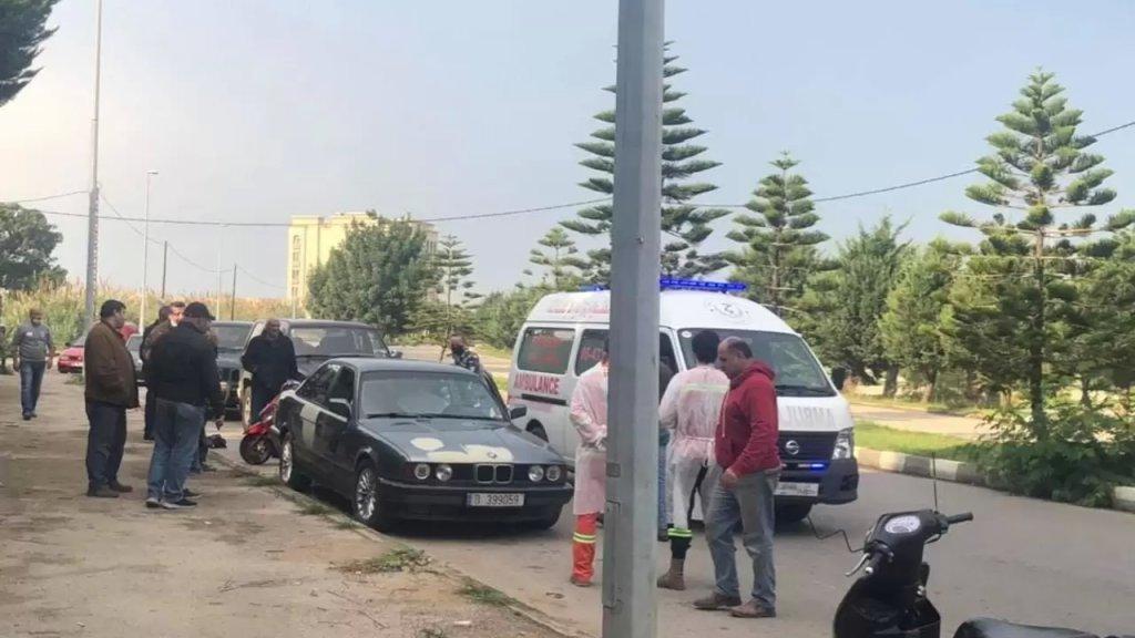 العثور على مواطن متوفٍ داخل سيارته في طرابلس صباح اليوم