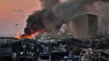 """تقرير """"إسرائيلي"""" مسحت منه معلومات مهمة قبل مرور 24 ساعة على الحدث: سبق الإنفجار الكبير في بيروت 6 إنفجارات بفارق زمني مشابه..الحدث عبارة عن تفجير وليس انفجاراً بالصّدفة (الميادين)"""