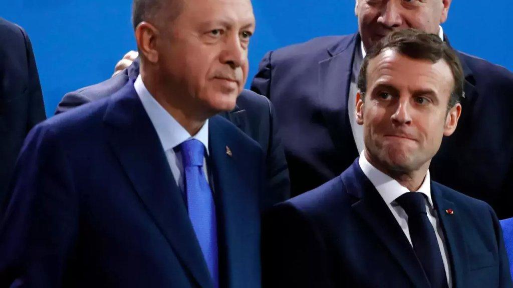 """إردوغان: نأمل أن """"تتخلص"""" فرنسا من """"عبء"""" ماكرون في أسرع وقت ممكن"""