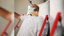 إصابة المحامي واصف الحركة بكسور في ضلعه ونقله إلى المستشفى بعد الإحتجاجات في كليمنصو ومحاصرة رياض سلامة
