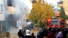 حريق كبير في متجر لبيع وصيانة الأدوات الكهربائية في مشمش العكارية..النيران أتت على موجودات المحل