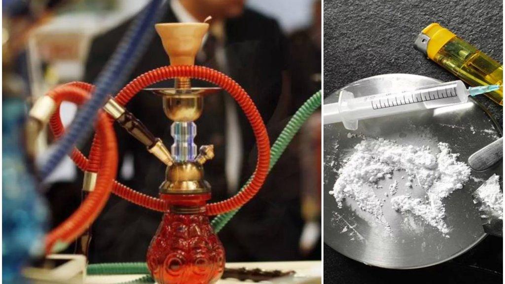 توقيف سوري يروج مخدرات في محل أراغيل في سعدنايل