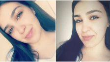 الشابة إسراء أيوب ضحية حادث صدم على اوتوستراد زحلة مقابل الجامعة اللبنانية