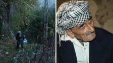 بالفيديو/ سمعان اللبناني الثمانيني هجر البشر ويعيش حياة بدائية في الغابة منذ 50 سنة في قهمز