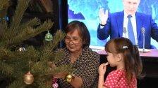"""""""عيدية"""" من بوتين لأطفال روسيا بمناسبة رأس السنة....""""5000 روبل لكل طفل"""""""