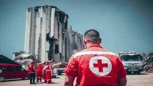 الصليب الأحمر اللبناني يتعهد بمبلغ 20.5 مليون دولار لدعم 9800 عائلة متضررة من انفجار مرفأ بيروت