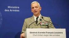 وصول رئيس أركان الجيوش الفرنسية على رأس وفد إلى بيروت