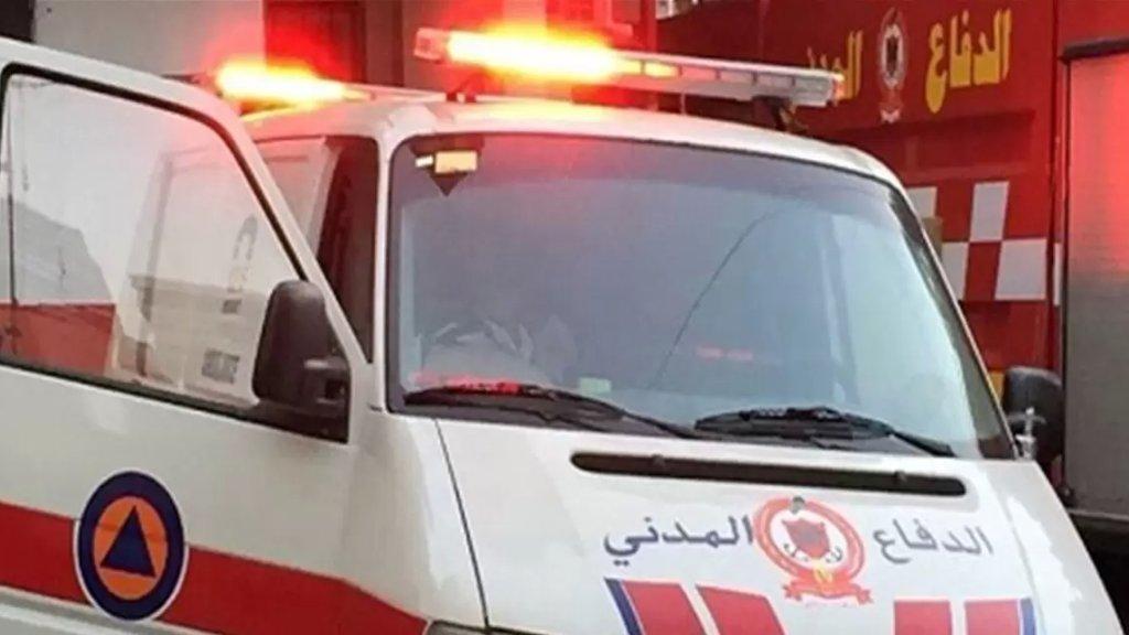 الستيني طوني توفي بعدما سقط من سطح مبنى في ساحل علما كسروان