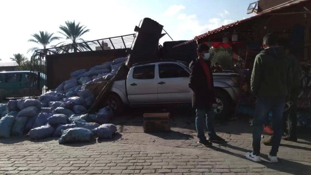 بالفيديو/ قتيل نتيجة حادث سير مروع وقع على اوتوستراد جبيل المسلك الشرقي قبل قليل