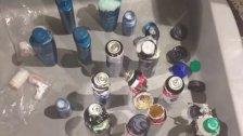 في مطار بيروت: ضبط مخدرات مخبأة بطريقة مبتكرة ومحترفة بزجاجات عطر وقوارير للشامبو !