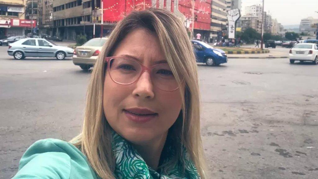 إعلامية لبنانية تعلن إصابتها بكورونا