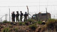 ثلاثة شبان في حالة سكر حاولوا اجتياز السياج التقني في سهل الخيام!
