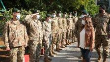 تشمل الرتب كافة...وزيرة الدفاع زينة عكر وقعت على الترقيات العسكرية في الجيش اللبناني