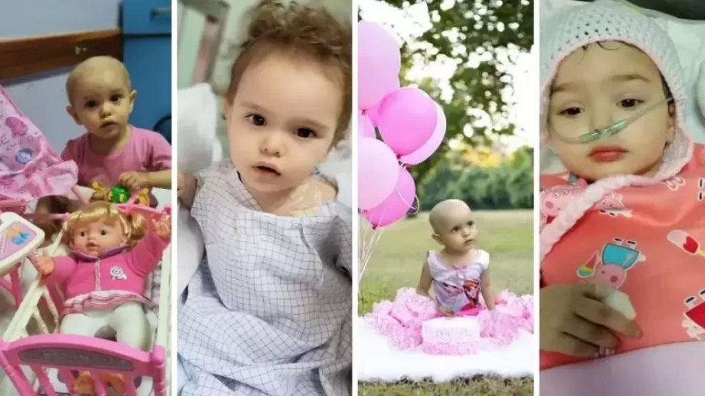 """هزمته في المرة الأولى...جسد الطفلة """"خديجة"""" لم يحتمل ألم السرطان أكثر فرحلت لتكون ملاكاً في السماء"""