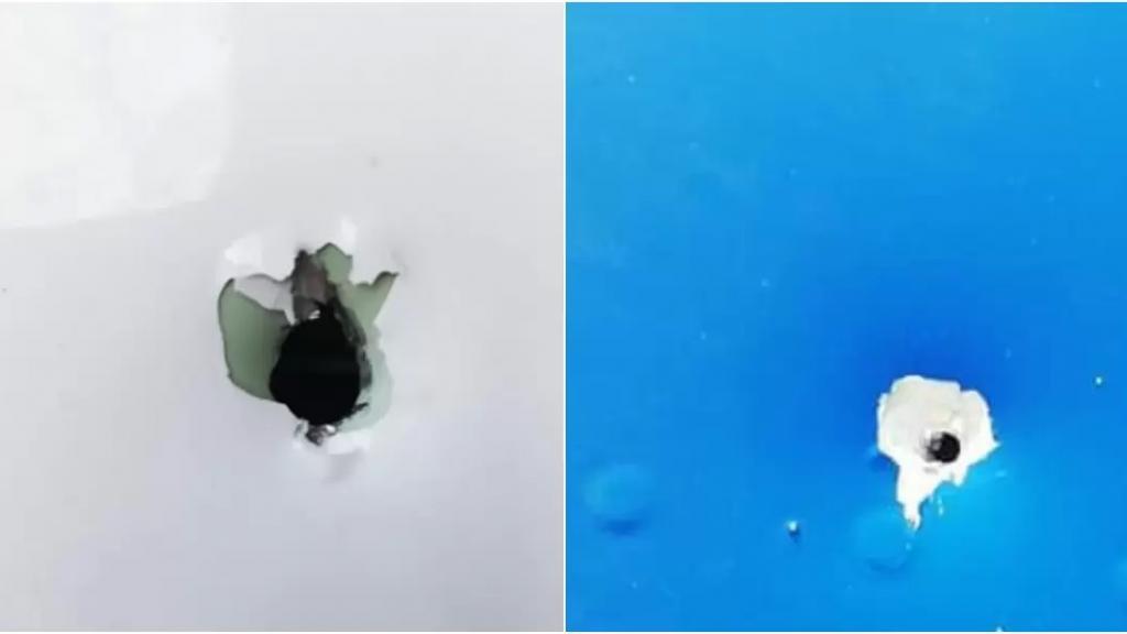 الحوت: 3 من طائراتنا أصيبت بالرصاص الطائش جراء إطلاق النار ليلة رأس السنة
