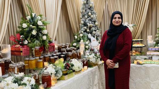 من صورة على فيسبوك إلى مشروع يصقل شغفها بالأكلات اللبنانية في أميركا