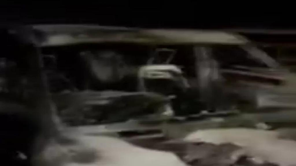 بالفيديو/ الأضرار التي خلّفها انفجار مستودع المحروقات في بلدة القصر
