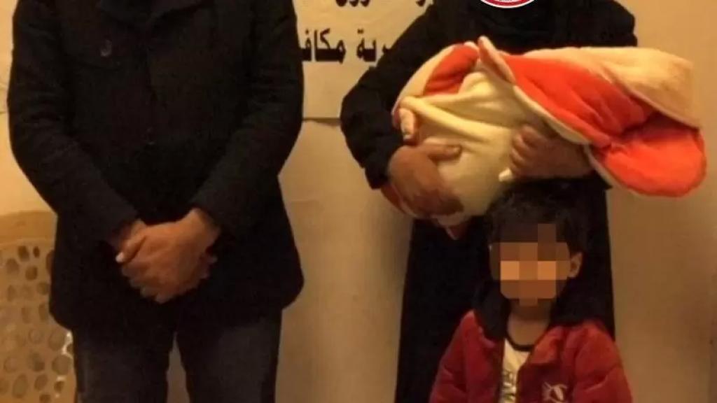 بالجرم المشهود...القبض على زوجين أثناء بيعهم ولدهم البالغ من العمر خمسة سنوات بمبلغ 10  ملايين دينار في بغداد!