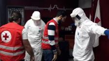 كتانة: مستشفيات بيروت وجبل لبنان لم تعد تستوعب حالات كورونا.. ننقل يومياً حوالي 100 حالة