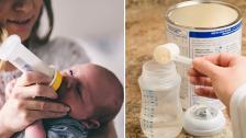 حليب الأطفال مقطوع من مختلف الصيدليات اللبنانية.. والبعض تمكن من طلب كميات قليلة ومحدودة من الشركات اليوم ولا أفق للأزمة!