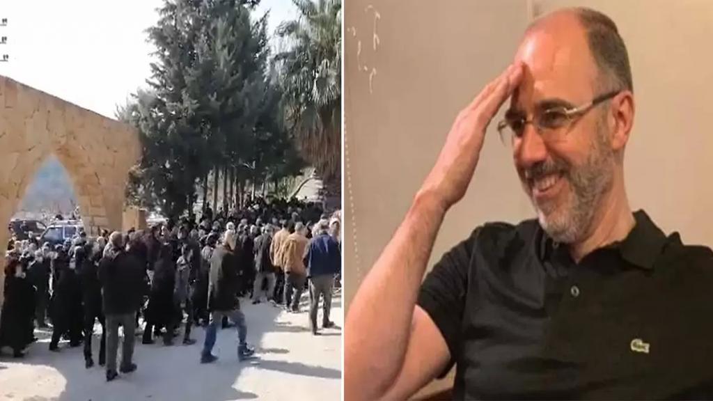 الهرمل تودع ابنها الإعلامي علي المسمار.. إلى مثواه الأخير