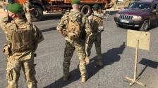 الجيش يوقف مطلقي نار أثناء تشييعٍ في طرابلس وضبط 6 بنادق حربية ومسدسين داخل سيارتهم
