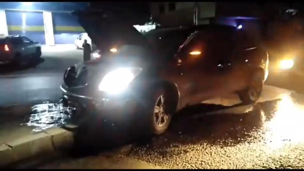 استهداف موكب الشيخ نظير جشي في البقاع للمرة الثانية في ليلة واحدة