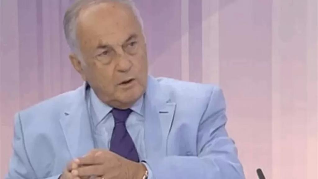 وفاة الاعلامي جورج بشير متأثرا بإصابته بفيروس كورونا
