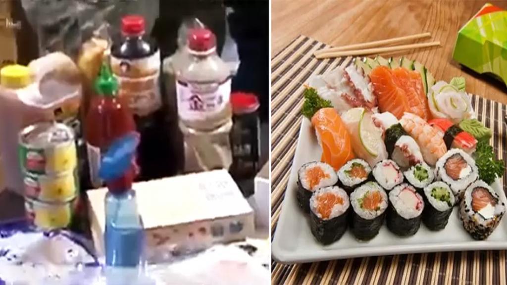 بالفيديو/ أيها اللبنانيون توقفوا عن أكل السوشي حتى إشعار آخر!