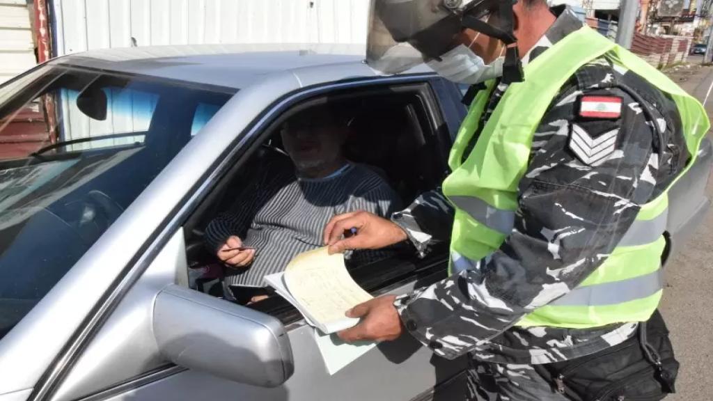 """قوى الأمن الداخلي والشرطة البلدية في قرى قضاء صور تتشدد في تنفيذ اجراءات الاقفال.. """"نسبة الالتزام في المنطقة تجاوزت الـ75%"""""""