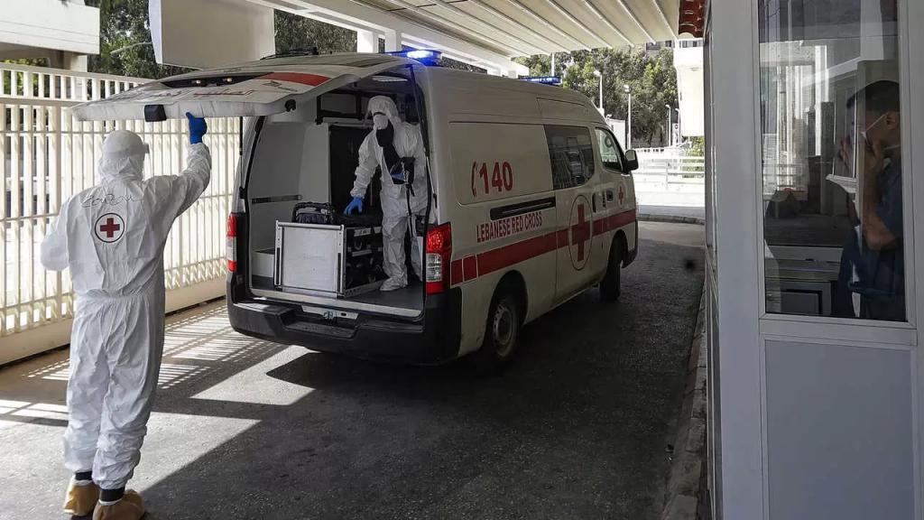 أمين عام الصليب الأحمر: مستشفيات بيروت هي التي تعاني من الضغط الأكبر في عدد حالات كورونا
