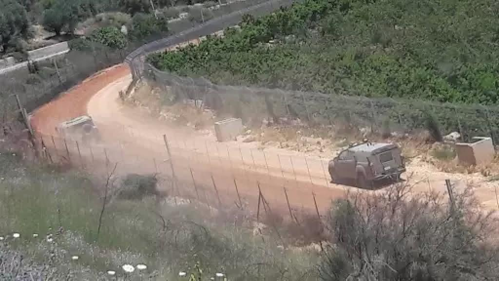 """دورية راجلة """"اسرائيلية"""" إجتازت الشريط الشائك في كفرشوبا"""