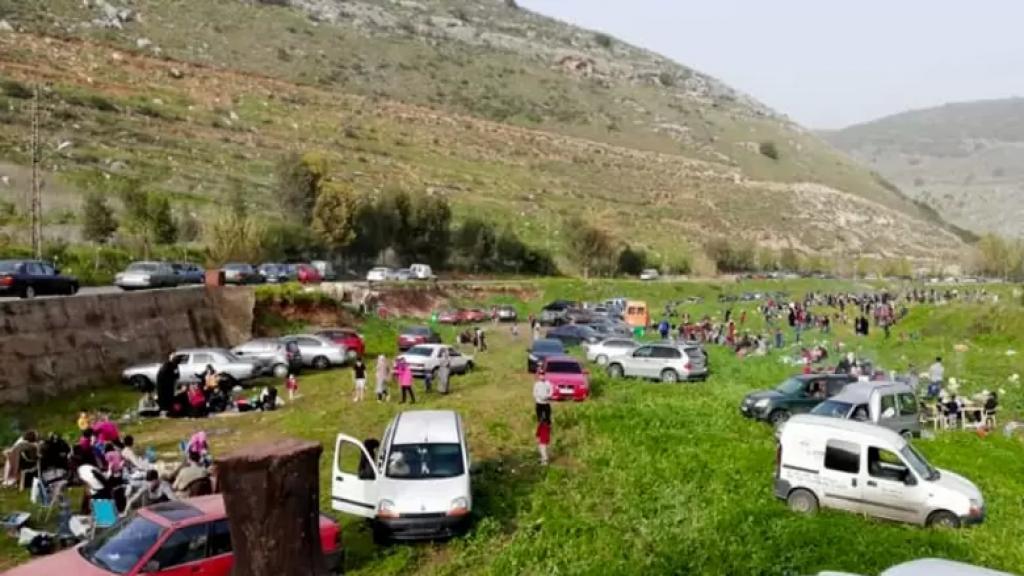 اتحاد بلديات جبل عامل: يُمنع وبشكل نهائي التجمع والنزهات العائلية لا سيما في منطقة وادي الحجير - السلوقي