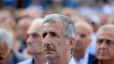 توفي فجر اليوم الأمين العام للإتحاد من أجل لبنان مسعود الأشقر بعد صراع طويل مع وباء كورونا.