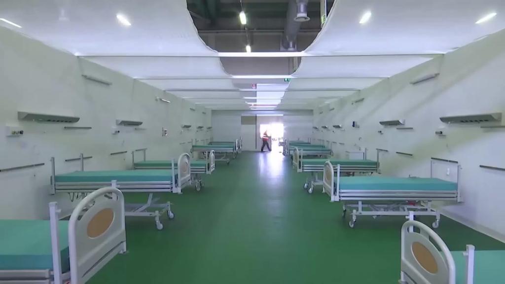 """في طرابلس: 300 مليون ليرة لإقامة المستشفى الميداني واعتماد فندق """"كواليتي إن"""" مركزاً لمواجهة كورونا"""