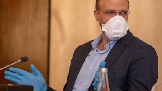 خبر كاذب منسوب إلى الوكالة الوطنية للإعلام حول إصابة وزير الصحة بكورونا ونقله للمستشفى