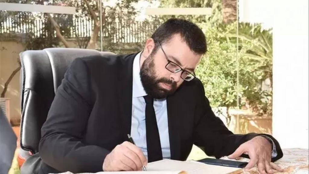 """أحمد الحريري: """"وَيَوْمَ الْقِيَامَةِ تَرَى الَّذِينَ كَذَبُوا عَلَى اللَّهِ وُجُوهُهُمْ مُسْوَدَّةٌ أَلَيْسَ فِي جَهَنَّمَ مَثْوًى لِلْمُتَكَبِّرِينَ"""""""