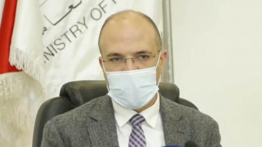 بالفيديو/ وزير الصحة: عدد الاسرة ارتفع 200 سرير خلال الـ 5 ايام الاخيرة