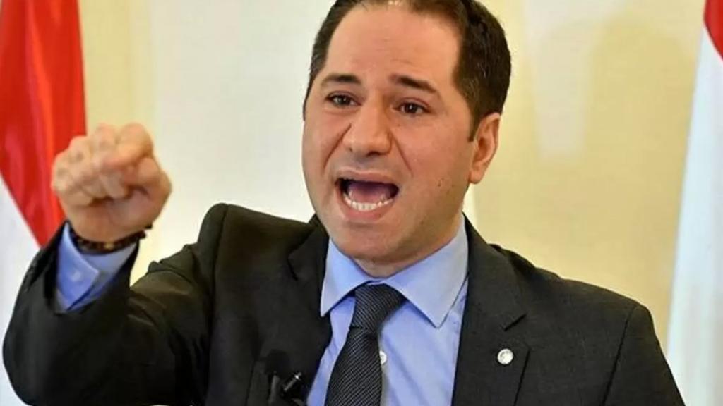 """سامي الجميل: """"الشعب اللبناني أحق من طبقته السياسية بالبدء بتلقي اللقاح وآخر من يستحقه هم من سببوا الجوع والألم للشعب اللبناني"""""""