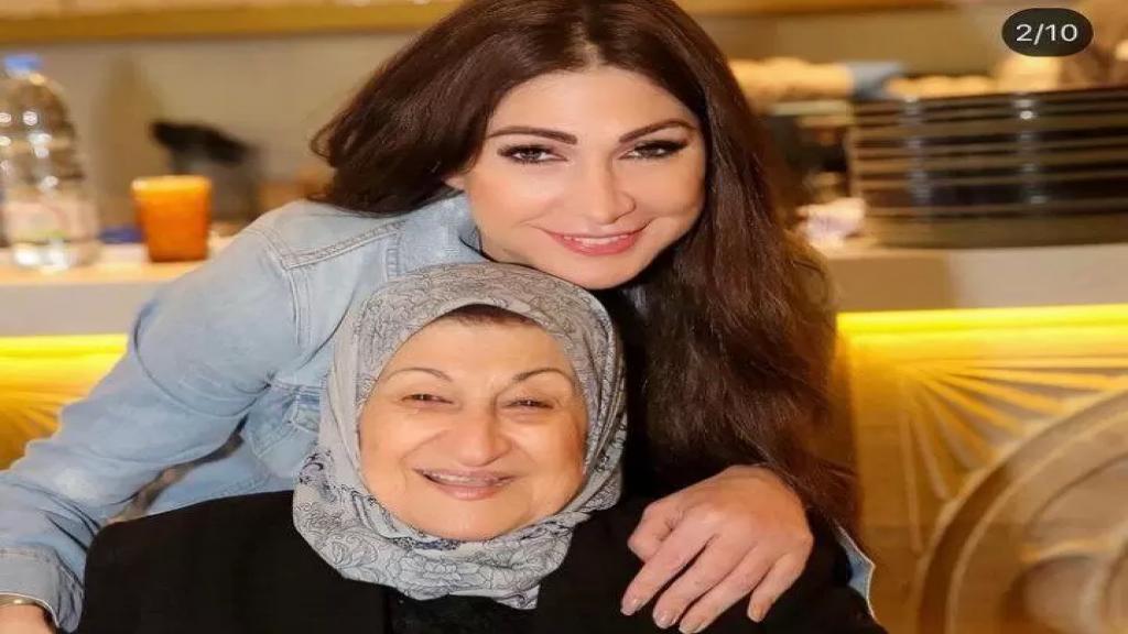 الموت يُفجع الإعلامية ديما صادق بوالدتها