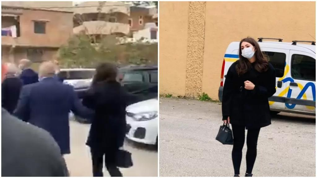 بالفيديو/ تشييع الحاجة مريم السيد محمد رضا إلى مثواها الأخير في قانا الجنوبية وإبنتها الإعلامية ديما صادق تودّعها بحرقة