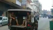 إشكال بين أفراد من عائلتين في بلدة ببنين- عكار تطور الى تبادل لإطلاق النار...وقوة من الجيش توجهت الى البلدة للعمل على ضبط الوضع