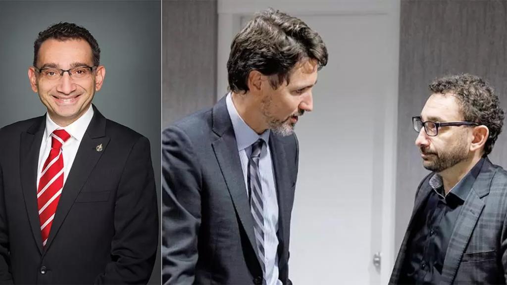 ترودو عين كندياً من أصل سوري لوزارة النقل في كندا
