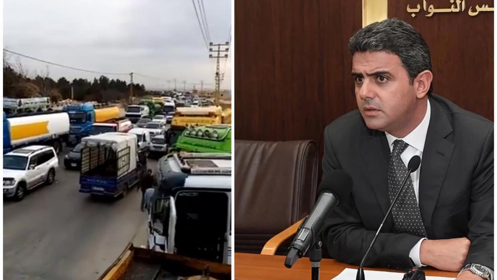 """النائب زياد الحوّاط ينشر فيديو ويعلق: """"بإستخفاف تام وخارج القانون يستمر التهريب فيما الشعب اللبناني يئن من الغلاء الفاحش"""""""