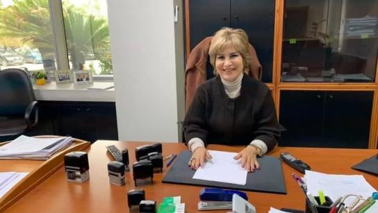 وفاة رئيسة مصلحة الديوان في وزارة الطاقة والمياه صولانج باسيل متأثرة بإصابتها بفيروس كورونا