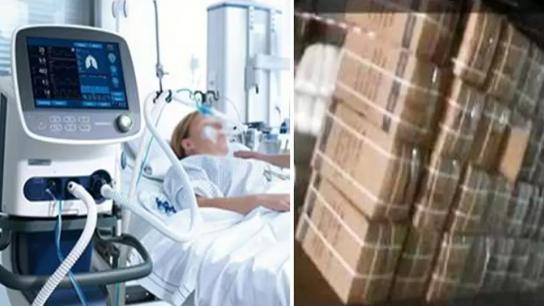 تركيب أجهزة التنفس الموجودة في المدينة الرياضية سيبدأ الأسبوع المقبل مع إنجاز المرحلة الأولى من تركيب المستشفى الميداني وتشغيله.. إليكم ما أوضحته وزارة الصحة