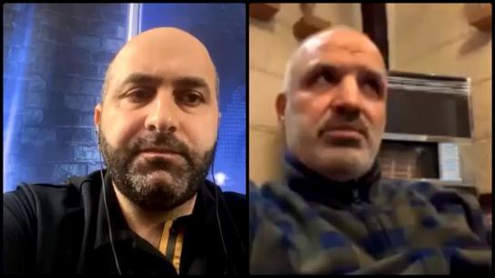 بالفيديو/ هذا ما قاله رئيس بلدية بنت جبيل في مقابلة مباشرة حول آخر تطورات إصابات فيروس كورونا في المدينة
