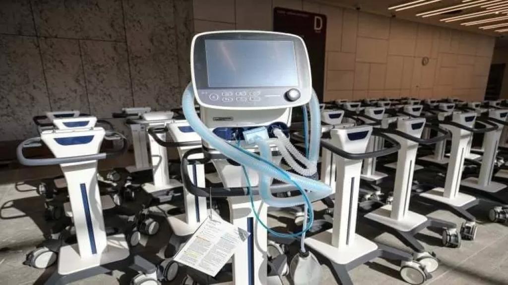 الصحة توضح: أجهزة التنفس الموجودة في المدينة الرياضية لنقل المرضى لمدة محدودة وليس لذوي الحالات الحرجة