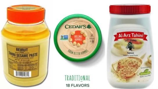 بالصور/ حمص وطحينة.. منتجات غذائية تركية وإسرائيلية بشعارات لبنانية تغزو الأسواق الخارجية