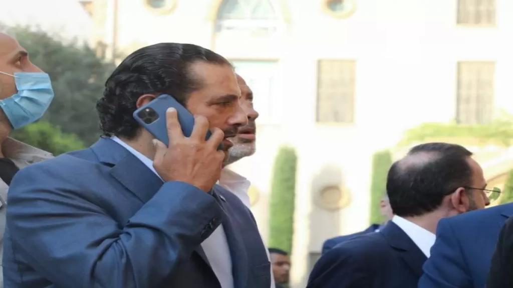 الـ mtv: الحريري عاد الى بيروت مساء اليوم من ابو ظبي